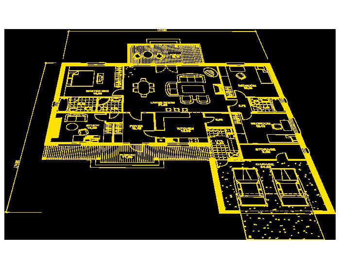 WA Bentz BIM Floorplan
