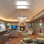 Dan Duckham Custom Home by WA Bentz